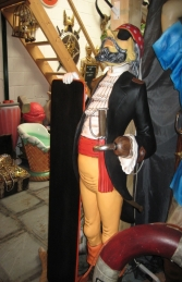 Pirate Butler 5.5ft (JR 1860) - Thumbnail 01