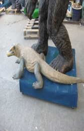 Komodo Dragon Small 5.5ft (JR 120001) - Thumbnail 02