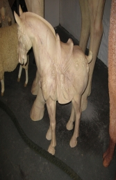 Terracotta Horse - Small 3ft (JR JV) - Thumbnail 01