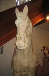 Terracotta Horse - Large (JR JW) - Thumbnail 03