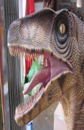 Velociraptor 5ft tall (JR 110015) - Thumbnail 02