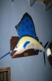Sailfish Mounted (JR 2159)