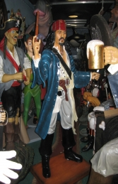 Pirate with Gun (JR ST9714)