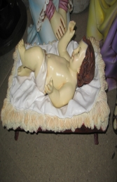 The Nativity Baby Jesus (JR 080085)    - Thumbnail 01