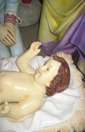 The Nativity Baby Jesus (JR 080085)    - Thumbnail 02