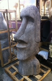 Easter Island Moai - 6ft (JR 090076)	 - Thumbnail 02