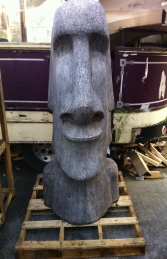 Easter Island Moai - 6ft (JR 090076)