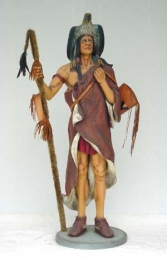 Indian Medicine Man 6ft (JR 1377)