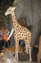 Giraffe Baby 6ft (JR 120004)