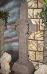 Muiredach Celtic Cross 6ft (JR 120005) - Thumbnail 01
