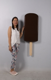 ICE CREAM POPSICLE HANGING - CHOCOLATE JR 180223C - Thumbnail 01