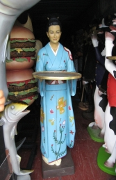 Japanese Waitress 5.5ft (JR 2130) - Thumbnail 01