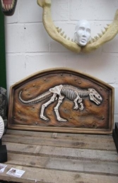 T Rex Fossil in Frame 3ft (JR 2532) - Thumbnail 02