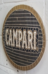 CA Mosaic Drink Sign (JR 2657)