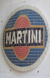 MA Mosaic Drink Sign (JR 2668)