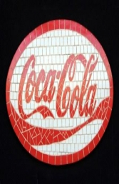 CC Mosaic Drink Sign (JR 2672)