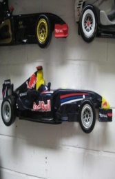Racing Car Wall Decor - Red Bull 4ft (JR DF6330RB) - Thumbnail 03