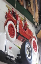 Fire Truck Wall Decoration (JR DF6500) - Thumbnail 01