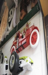 Fire Truck Wall Decoration (JR DF6500) - Thumbnail 03