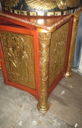 Egyptian Side Table (JR FOEST)	 - Thumbnail 03