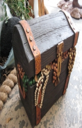 Pirates Treasure Chest - Small (JR R-080) - Thumbnail 02