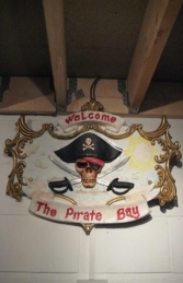 Sign Pirates Bay Single Sided (JR R-076) - Thumbnail 02