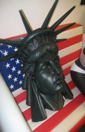 Statue of Liberty Head (JR ST6150) - Thumbnail 03