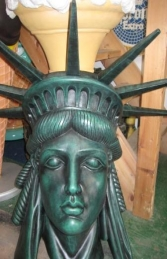Statue of Liberty Head (JR ST6150) - Thumbnail 01