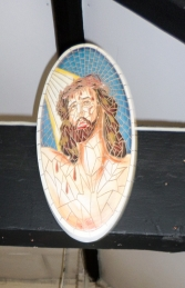 Jesus with Thorns (JR 2645) - Thumbnail 01