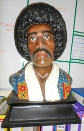 Jimmy Hendrix Bust (JR IQ)