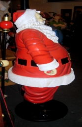 Jolly Santa 6ft (JR 080089) - Thumbnail 02