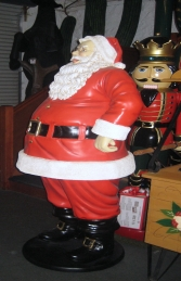 Jolly Santa 6ft (JR 080089) - Thumbnail 03