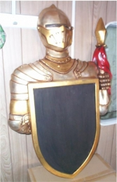 Knight with Menuboard (JR APAKM)