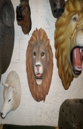 Lion Head - Resin (JR R-081)