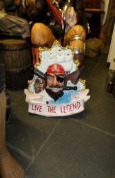 Sign Pirates - Live the Legend (JR R-075) - Thumbnail 01