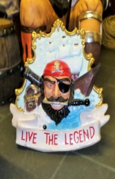 Sign Pirates - Live the Legend (JR R-075) - Thumbnail 02