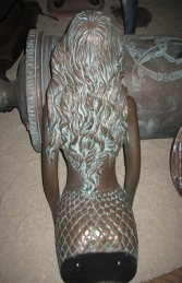 Mermaid Figure Head (JR NT0022) - Thumbnail 02