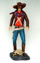 Cowboy Mexican Bandit 6ft (JR 1578) - Thumbnail 01