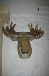 Moose Head (JR DD88130A) - Thumbnail 02