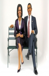 Mr & Mrs Obama (JR- MMOB) - Thumbnail 01