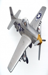 Mustang Model Airplane (JR 2393)