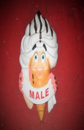 Ice Cream Sign (JR 2847)
