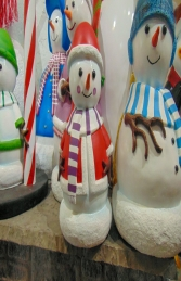Snowman - Jane -mini (JR S-102) - Thumbnail 01