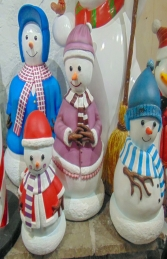 Snowman - Papa -mini (JR S-099) - Thumbnail 03