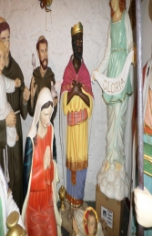 Nativity 6ft -King Balthazar 6ft ( JR 140020) - Thumbnail 01