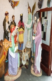 Nativity 6ft -King Balthazar 6ft ( JR 140020) - Thumbnail 03