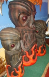 Fire Tiki 4ft (JR 2329) - Thumbnail 02
