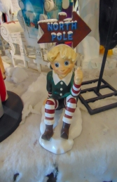 North Pole Elf (JR 170101) - Thumbnail 01