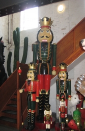 Nutcracker 12ft (JR 130010)