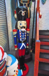 Nutcracker Soldier 6ft (JR 170046)